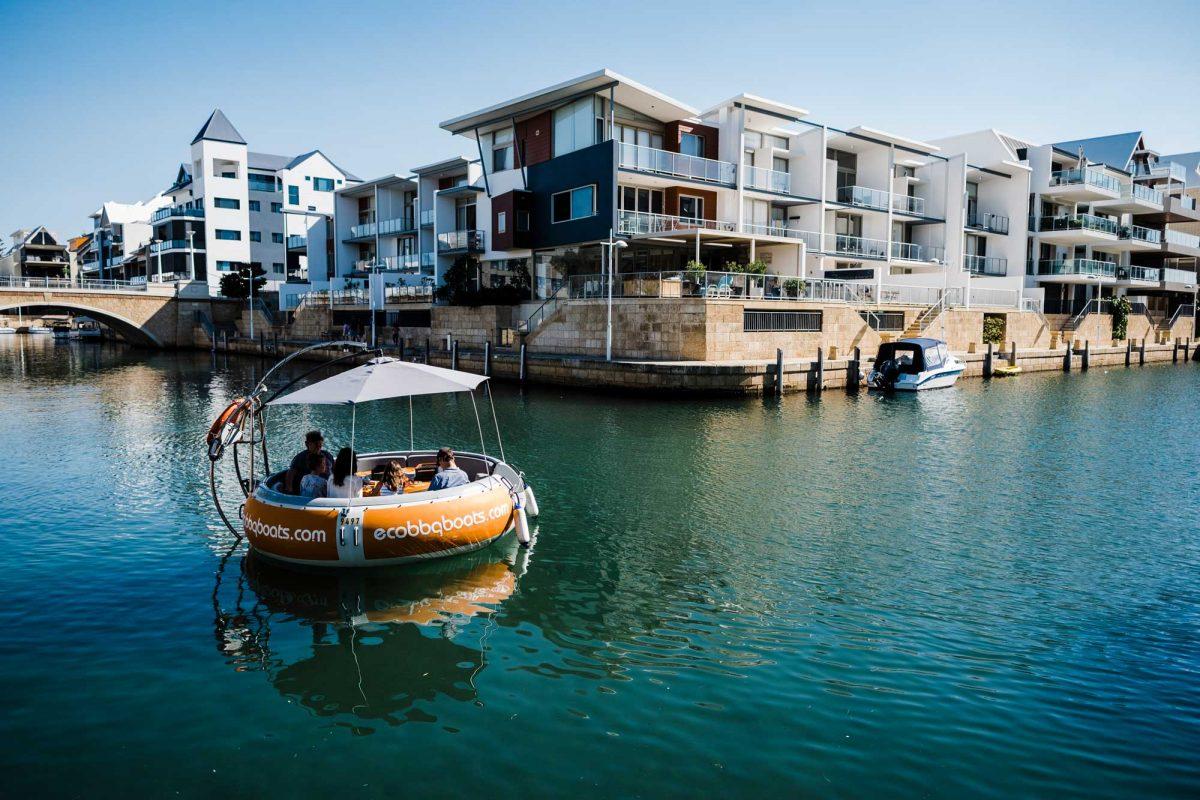 Self-Drive Boat Hire