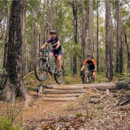 06 Credit Josh Cowling Mountain Biking at Lane Poole Reserve Dwellingup