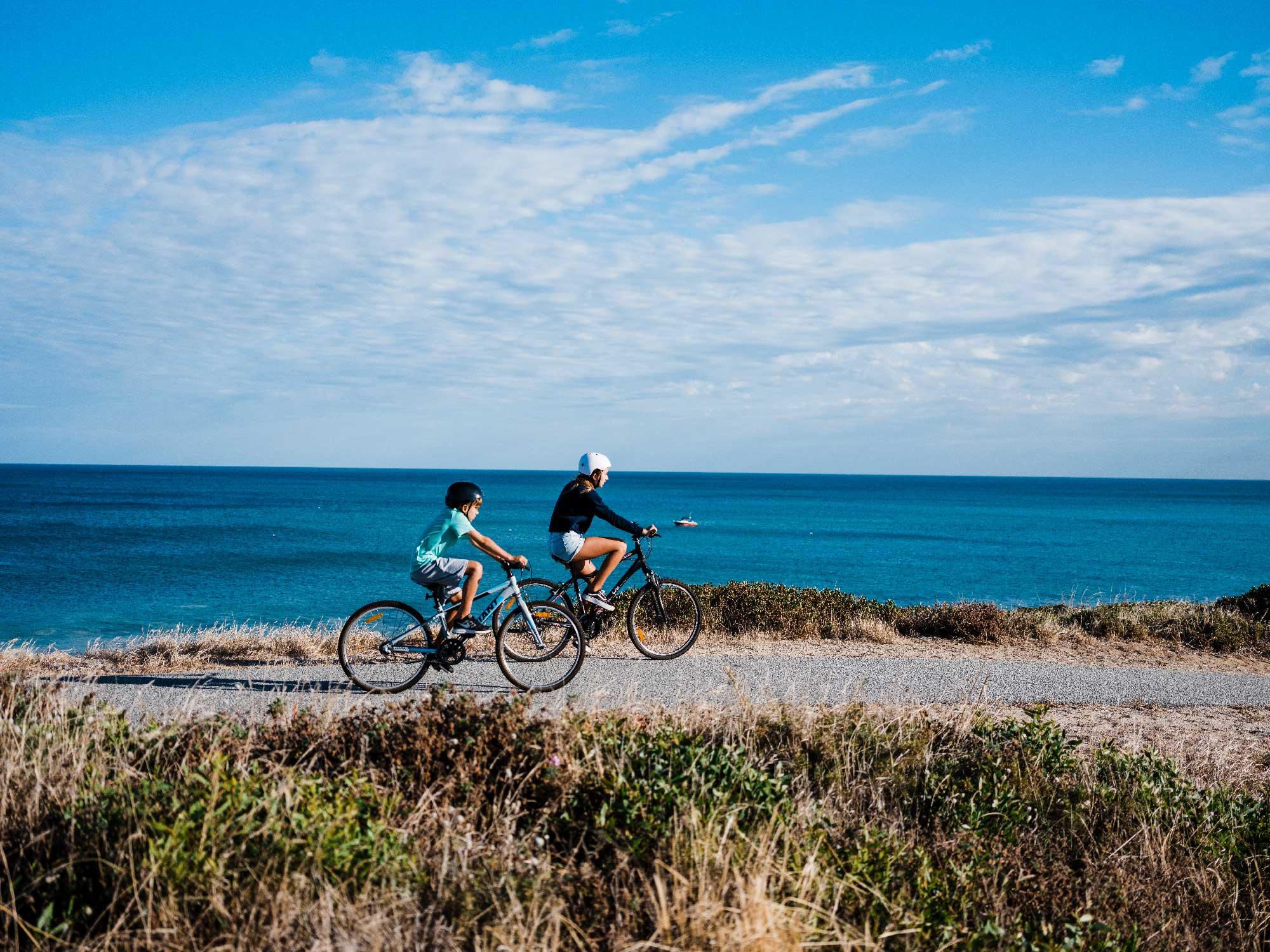 Cycling in Mandurah