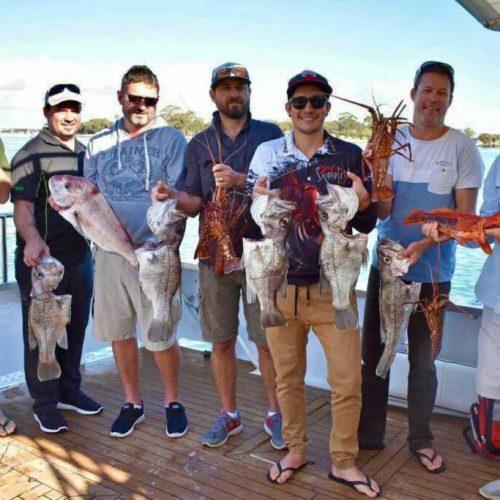 Credit Mandurah Cruises Fishing Seafood Tours