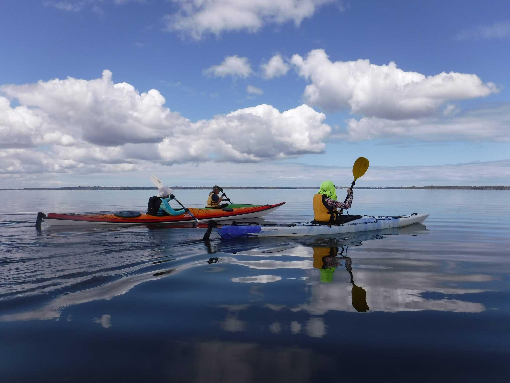 Credit Mandurah over 55s Kayak Club DSCF8348