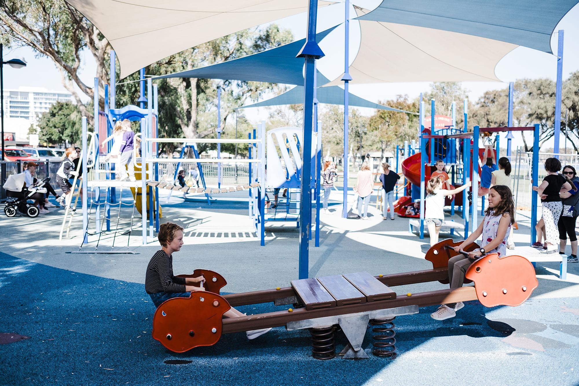 Eastern Foreshore Playground Mandurah