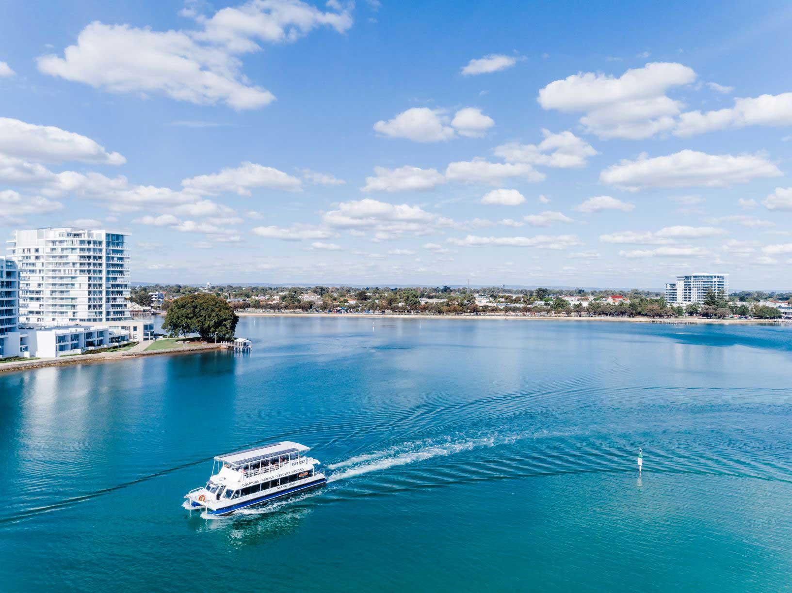 Mandurah Cruises Visit Mandurah