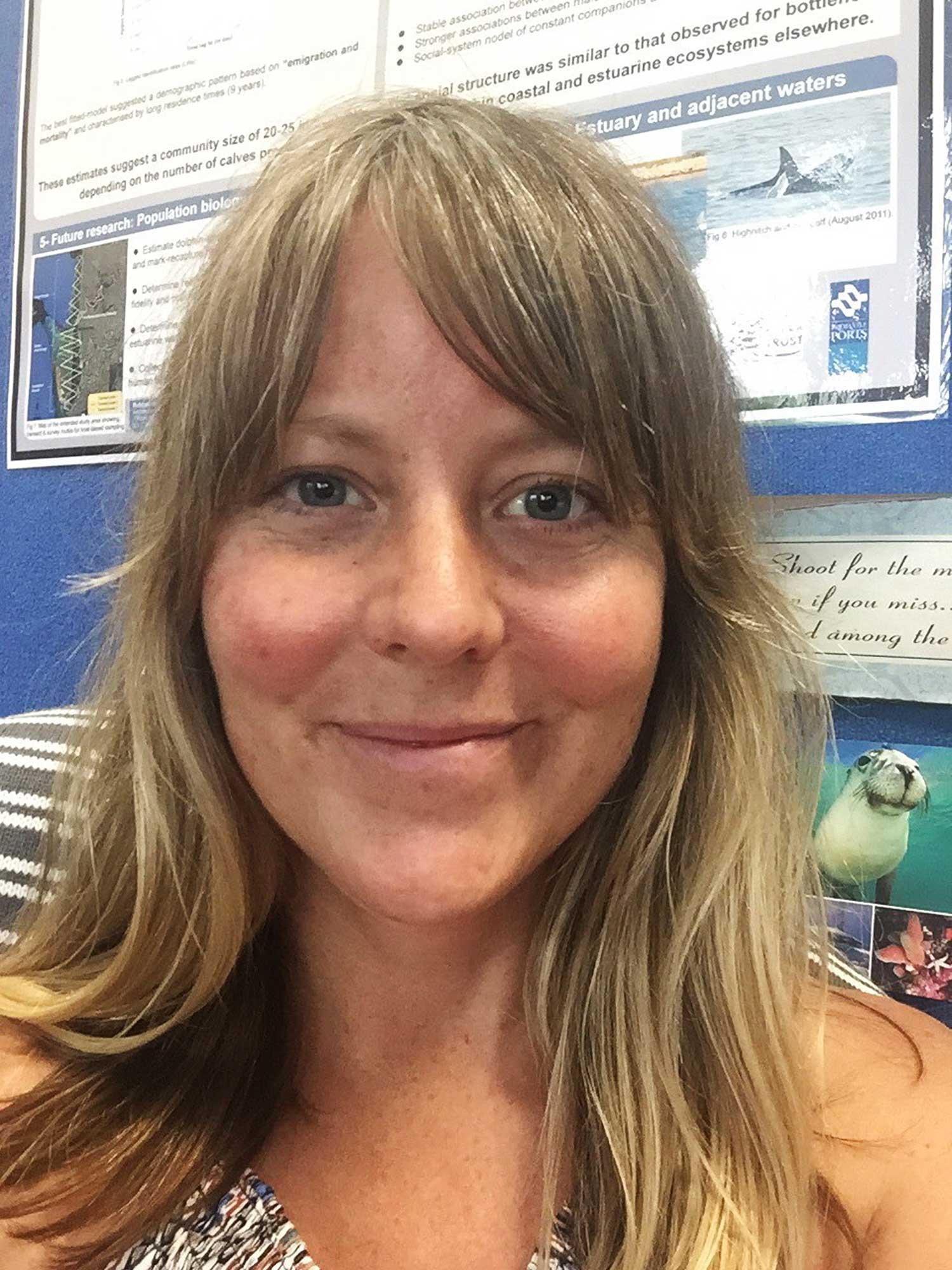 Krista-Nicholson Dolphin Research Project