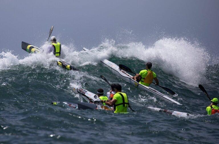 Canoe Ocean Racing Mandurah 2023