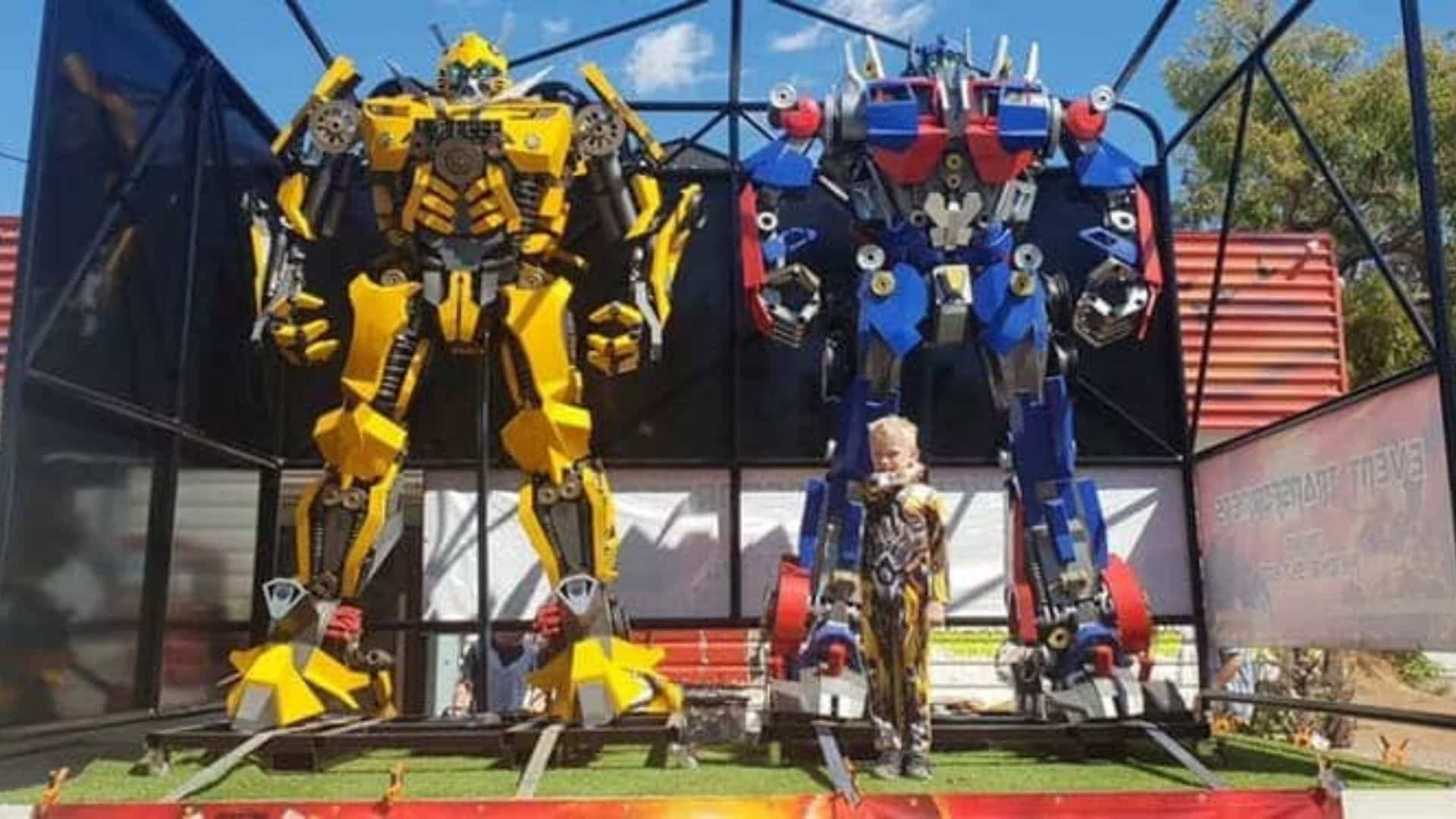 Transformers Mandurah School Holidays