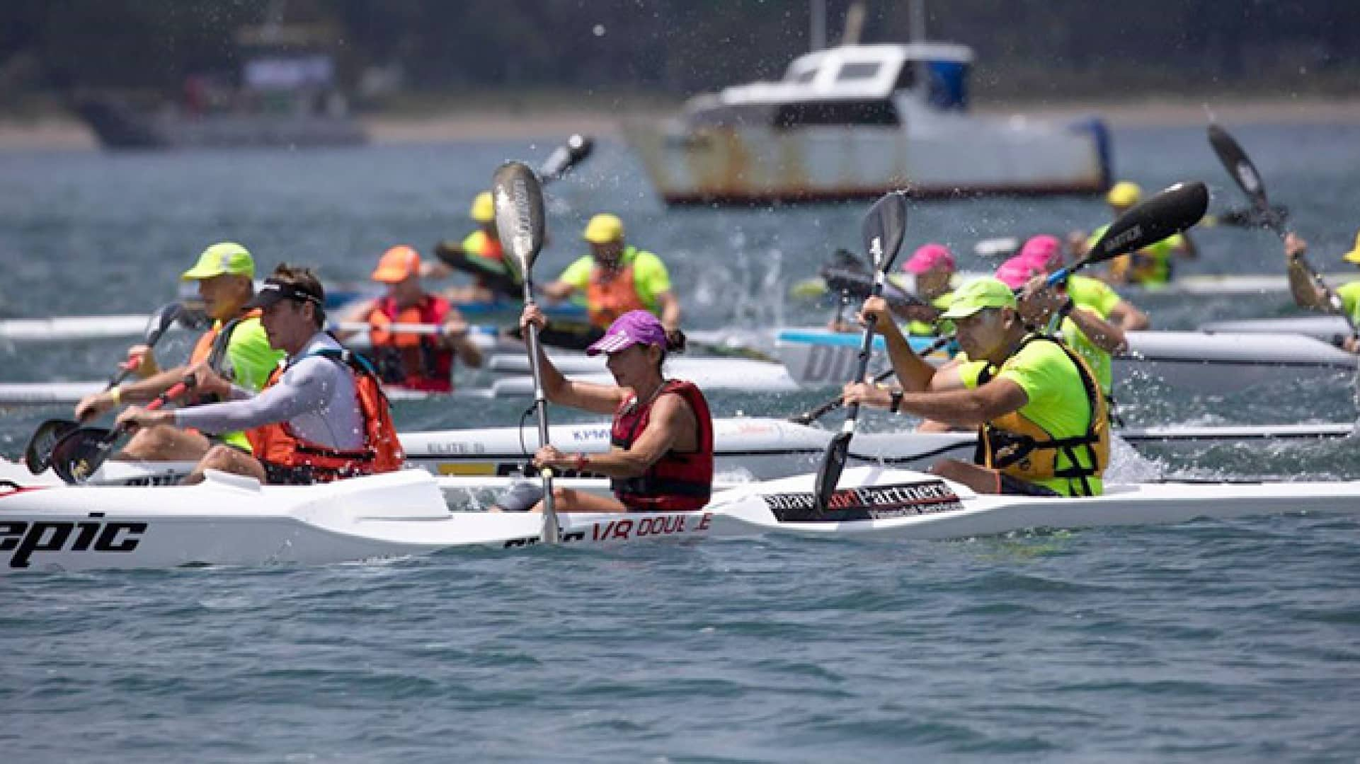 2023 ICF Canoe Ocean Racing World Championships