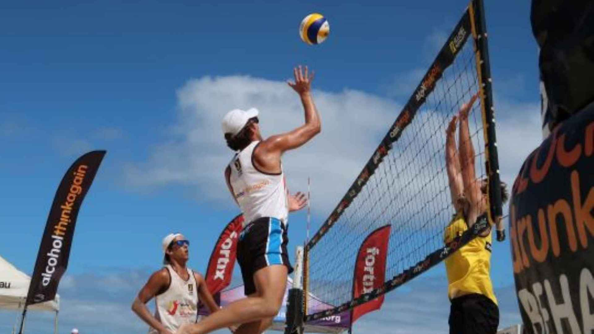 Beach Volleyball Event Mandurah