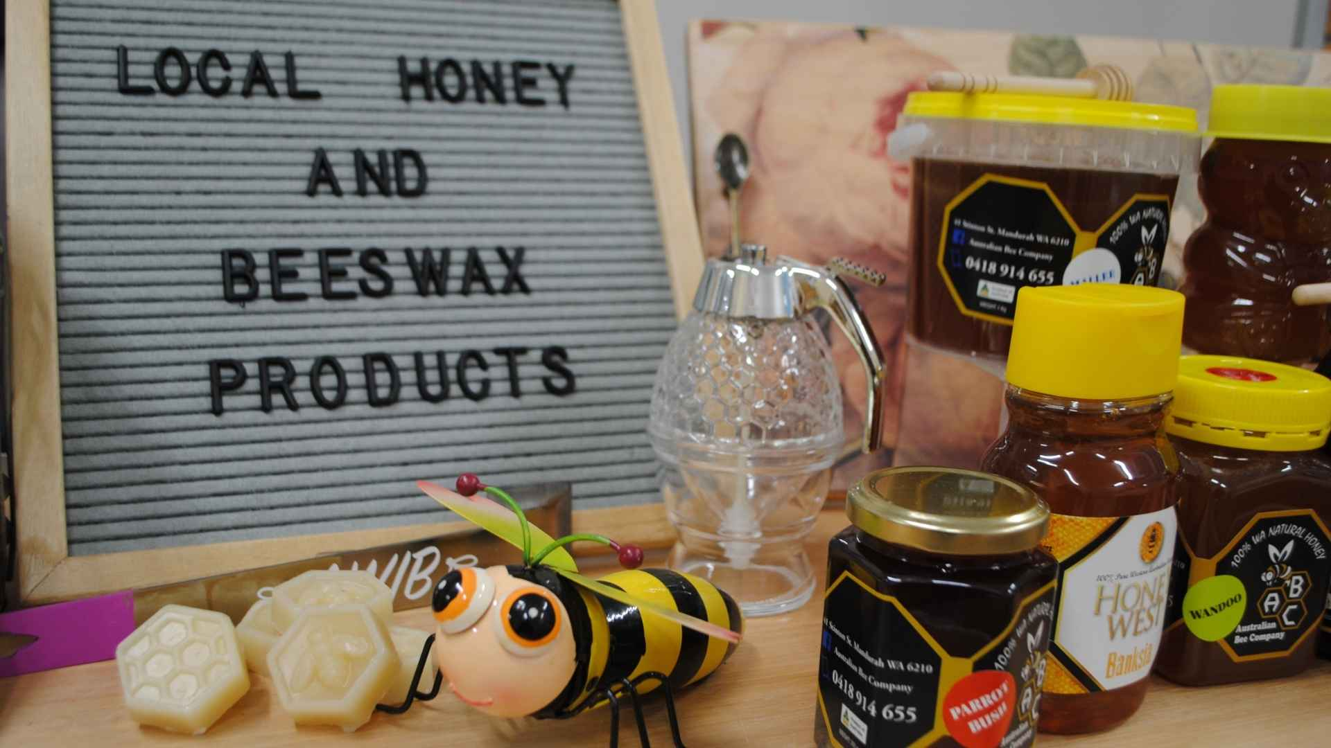 May is National Honey Month