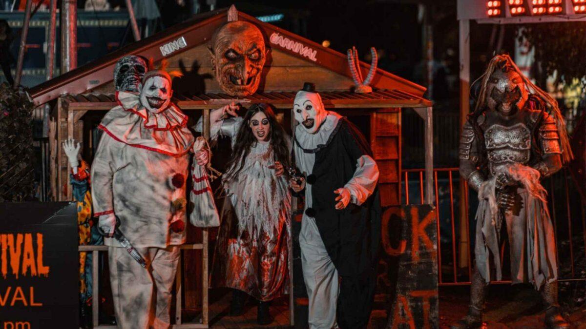 Screamfest – WA's biggest Halloween party is back!