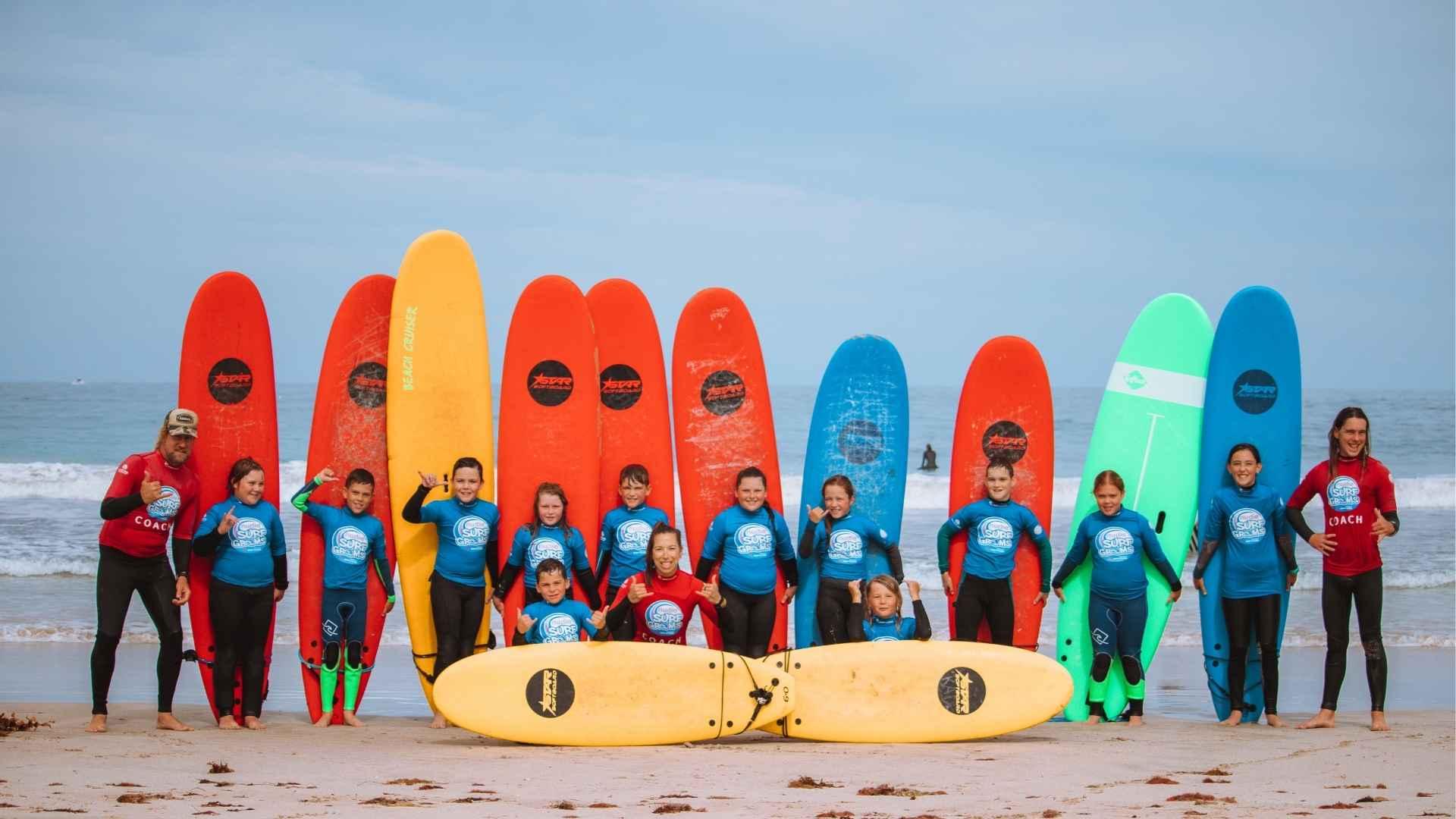 surf school mandurah