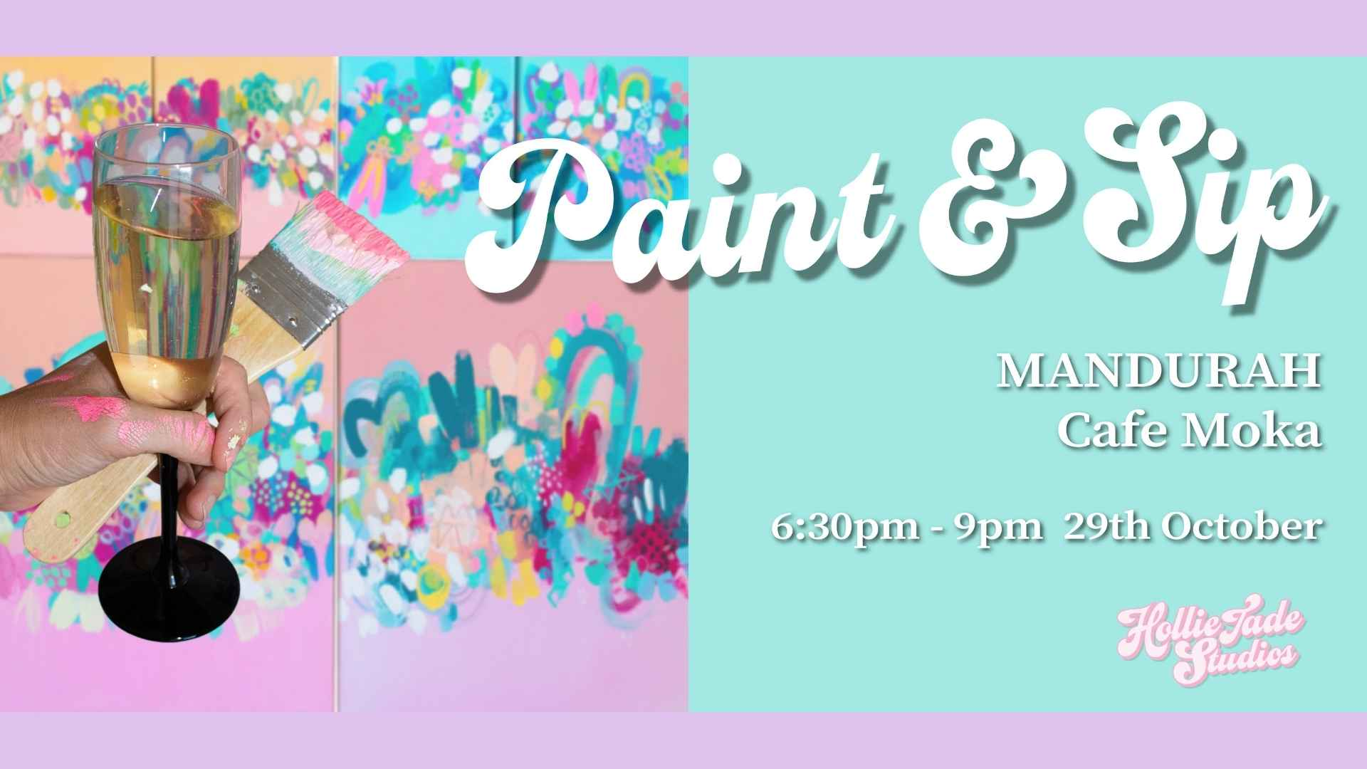 Paint and Sip 29th Oct