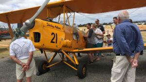 Royal Aero Club of WA will be hosting an Open Day at Murrayfield Airport.