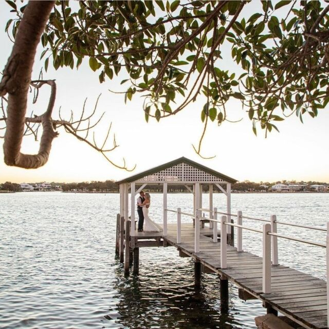 Did you know that Mandjoogoordap (Mandurah) means Meeting Place of the Heart?  Congratulations to @kimmylintott and Justin, whose special day was captured at our beautiful Stingray Point.  📸by @csmith_photography1   #VisitMandurah #MandurahMoment #wanderoutyonder #holidayherethisyear  #perthnow #perthlife #mandurah #perthisok #perth #westernaustralia