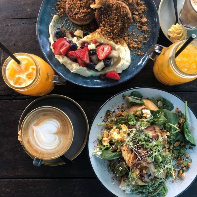 Starting of Hump Day the right way @samudera_mandurah!  Image by @samudera_mandurah   #visitmandurah #mandurah #perthfoodies #perthisok #foodie #seeperth #destinationperth #perth #food