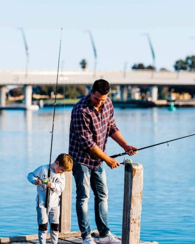 Father's Day is just around the corner and trust us, your pop deserves more than a pair of socks this year!  Why not treat Dad to a great escape in Mandurah? Head over to the blog for our favourite things to do with Dad this year. There's heaps of events and special offers - so book your spot today, just head to our website and search Father's Day.  #mandurah #visitmandurah #relaxedbynature #wanderoutyonder #thisiswa #westernaustralia #perth #perthroadtrips #perthholidays #roadtrip #nature #forest #escape #wanderlust #reconnect #digitaldetox #offgrid #australia #seeaustralia #fathersday #fathersdayperth